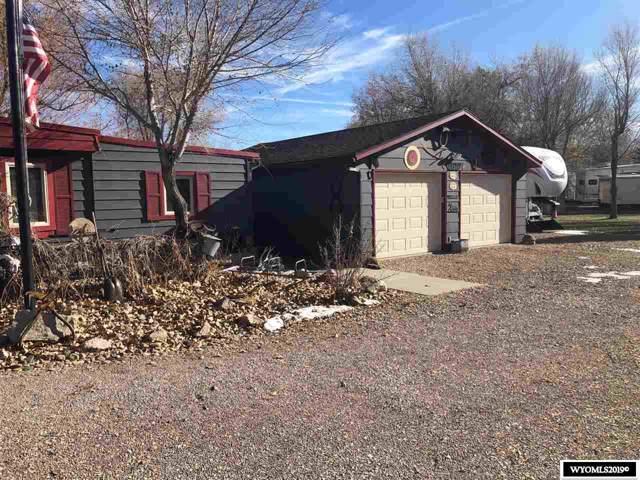 7409 Mesquite Lane, Casper, WY 82604 (MLS #20196477) :: Real Estate Leaders
