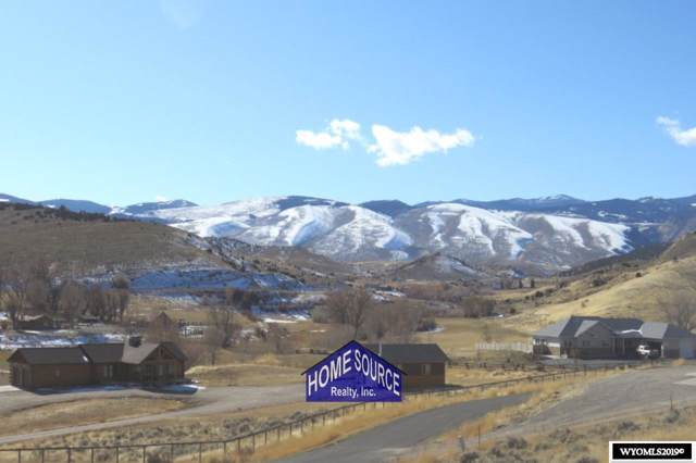 Lot 7 Heritage Hills Road, Lander, WY 82520 (MLS #20196481) :: Lisa Burridge & Associates Real Estate