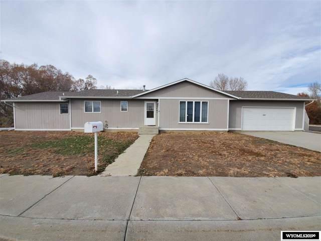 1701 Sage Crossing, Worland, WY 82401 (MLS #20196490) :: Lisa Burridge & Associates Real Estate
