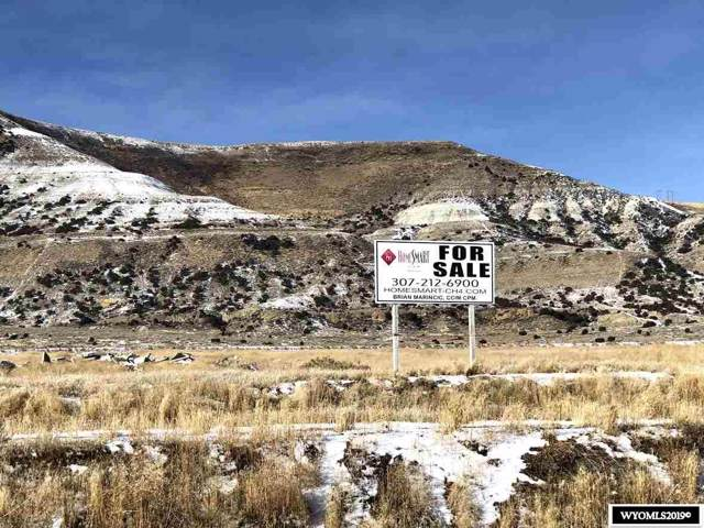 0 Summit Drive, Rock Springs, WY 82901 (MLS #20196491) :: RE/MAX The Group