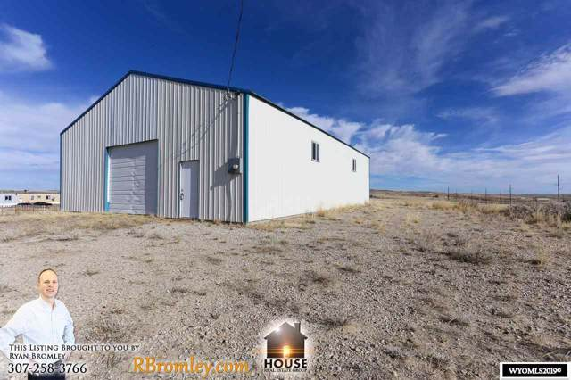 3861 Sand Drift Circle, Evansville, WY 82636 (MLS #20196500) :: RE/MAX The Group