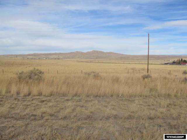 10 Acres Walcott Junction, Walcott, WY 82335 (MLS #20196505) :: RE/MAX The Group