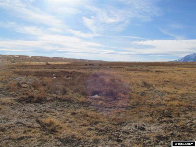 4+ Acres, Elk Mountain, WY 82324 (MLS #20196507) :: RE/MAX The Group