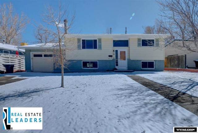 1461 S Forest Drive, Casper, WY 82609 (MLS #20196512) :: RE/MAX The Group