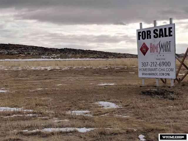 Gatewawy BLVD Parcel 1, Rock Springs, WY 82901 (MLS #20196513) :: Lisa Burridge & Associates Real Estate