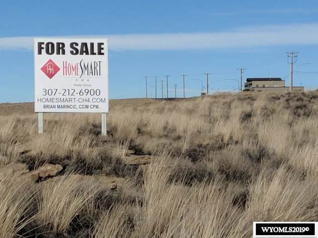 Gateway Blvd Parcel 2, Rock Springs, WY 82901 (MLS #20196514) :: RE/MAX The Group