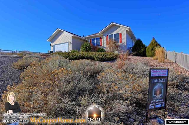 715 Sunset Road, Glenrock, WY 82637 (MLS #20196531) :: Real Estate Leaders