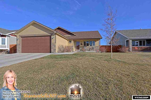 2561 Waterford, Casper, WY 82609 (MLS #20196532) :: Real Estate Leaders