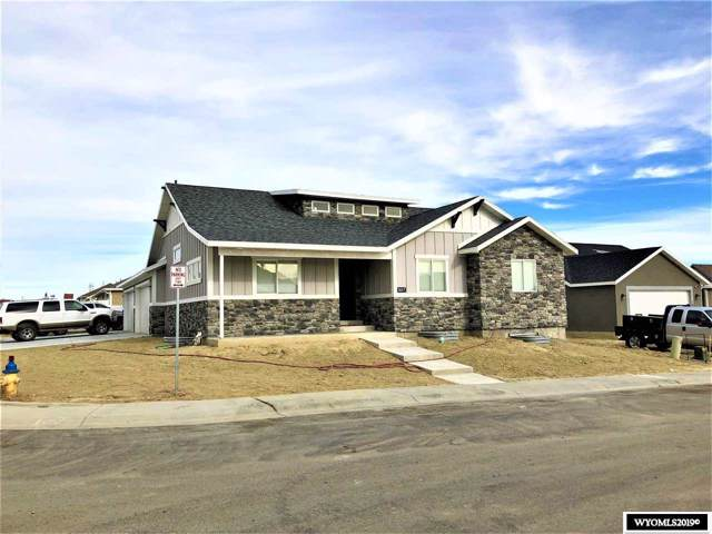 1604 Condor, Rock Springs, WY 82901 (MLS #20196534) :: RE/MAX The Group