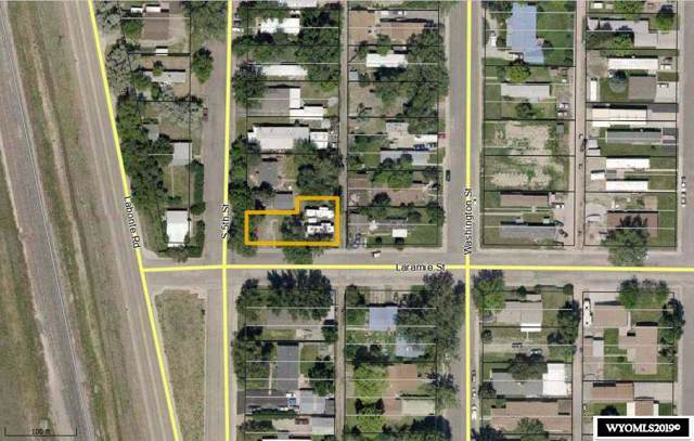 1081 S 5th Street, Douglas, WY 82633 (MLS #20196561) :: RE/MAX The Group