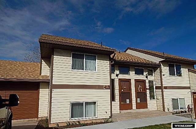 413 Crane Ave., Evanston, WY 82930 (MLS #20196571) :: RE/MAX The Group