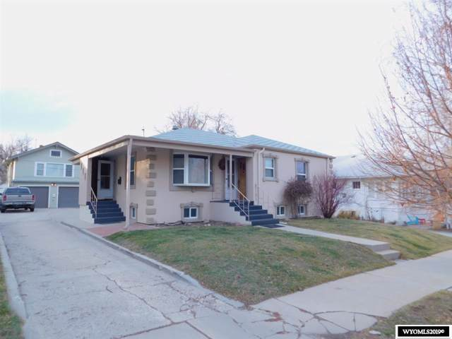1320 S David Street, Casper, WY 82601 (MLS #20196600) :: RE/MAX The Group