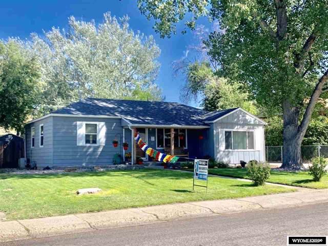 2607 S Coffman Street, Casper, WY 83604 (MLS #20196613) :: Real Estate Leaders
