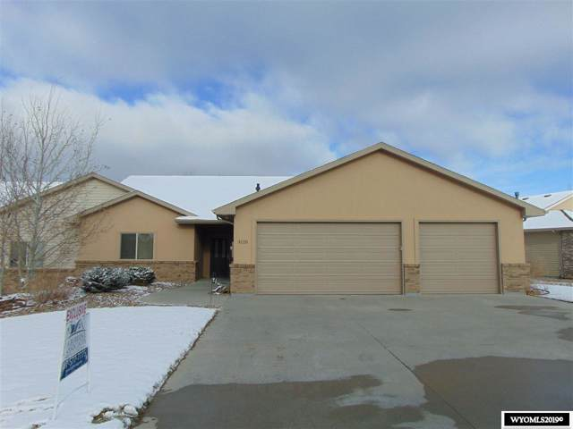 3120 E 18th Street, Casper, WY 82609 (MLS #20196618) :: Lisa Burridge & Associates Real Estate