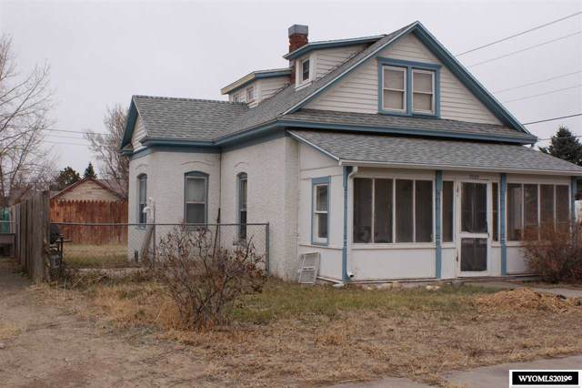 1554 Pine Street, Wheatland, WY 82201 (MLS #20196621) :: RE/MAX The Group