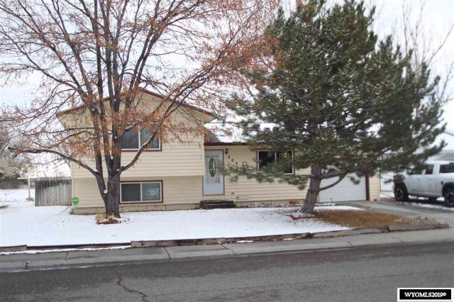 809 N 16th E Street, Riverton, WY 82501 (MLS #20196651) :: Real Estate Leaders