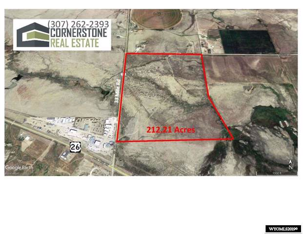 33 Mile Road, Casper, WY 82604 (MLS #20196657) :: RE/MAX The Group