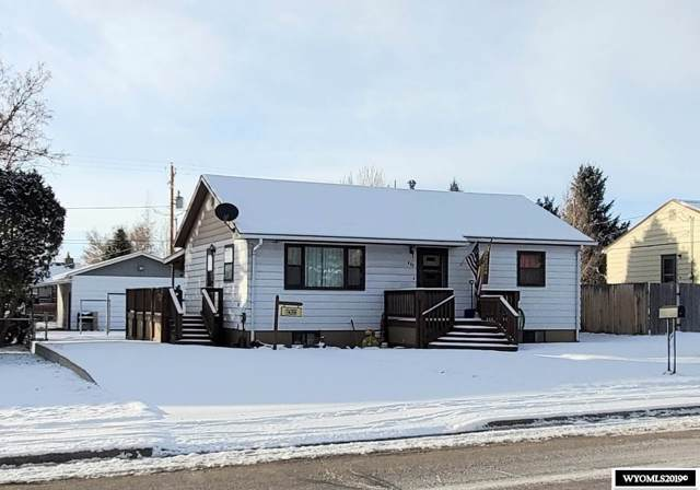 835 Amoretti, Thermopolis, WY 82443 (MLS #20196667) :: Real Estate Leaders
