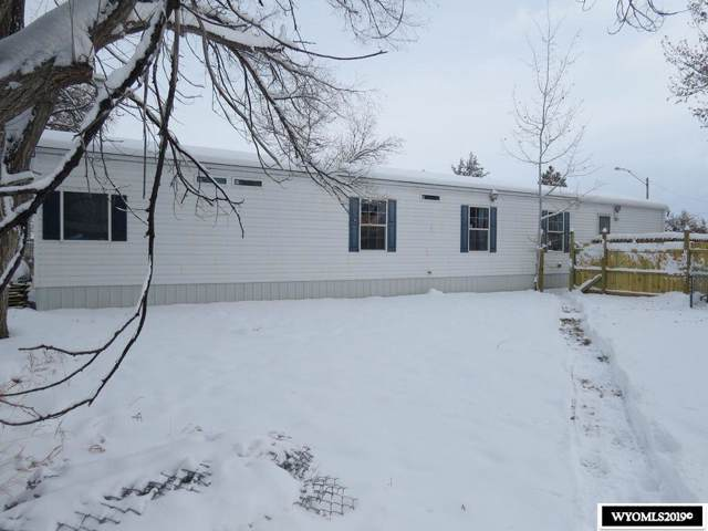 1414 W Maple Street, Riverton, WY 82501 (MLS #20196673) :: Lisa Burridge & Associates Real Estate