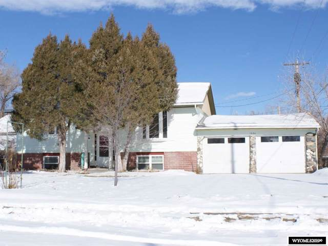 1454 Spruce Street, Wheatland, WY 82201 (MLS #20196674) :: RE/MAX The Group