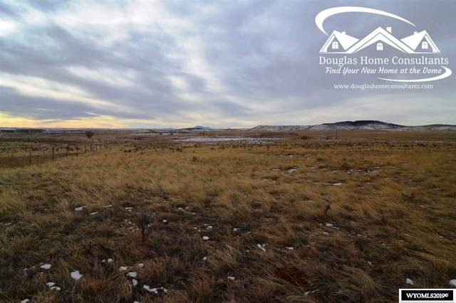 TBD Wild Horse Road, Douglas, WY 82633 (MLS #20196678) :: Real Estate Leaders