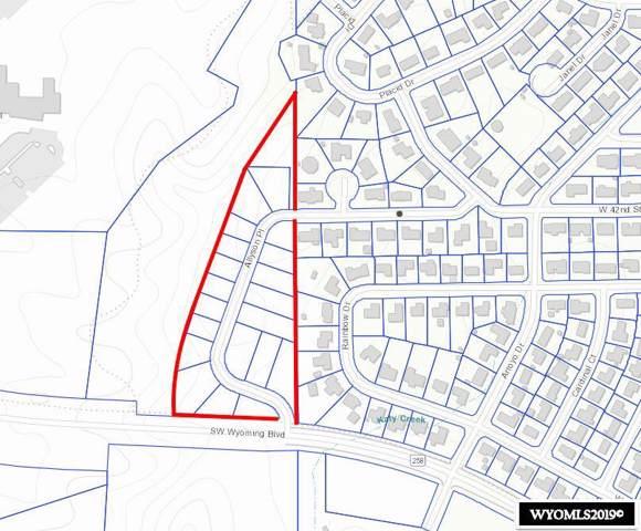0000 Allyson Place, Casper, WY 82604 (MLS #20196685) :: Lisa Burridge & Associates Real Estate