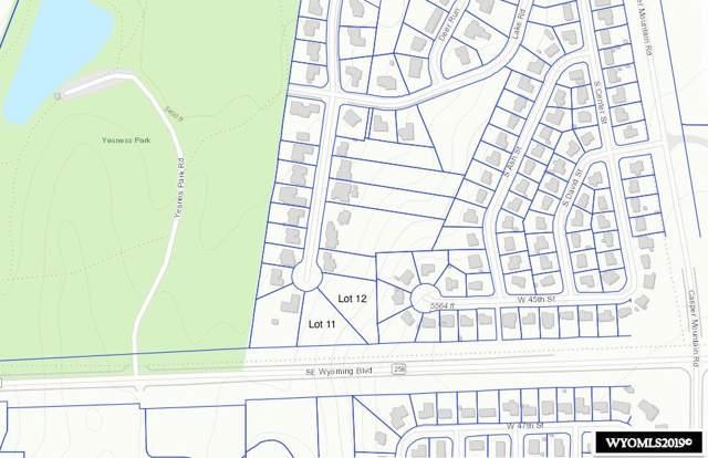 Lot 12 S Oak Street, Casper, WY 82601 (MLS #20196695) :: RE/MAX The Group