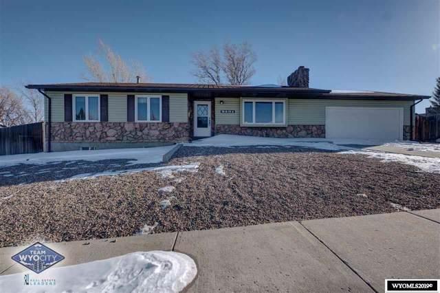 2431 Brentwood Drive, Casper, WY 82604 (MLS #20196700) :: Real Estate Leaders