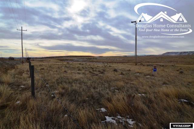 TBD Irvine Road, Douglas, WY 82633 (MLS #20196702) :: Real Estate Leaders