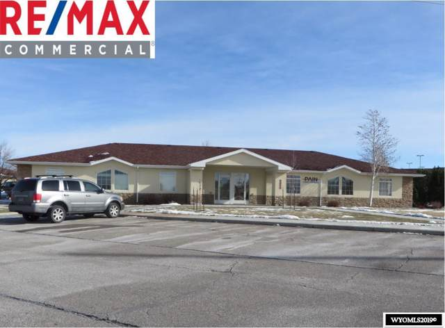 5850 E 2nd Street, Casper, WY 82609 (MLS #20196712) :: RE/MAX The Group