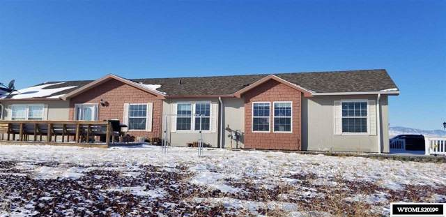 20 Monument Road, Buffalo, WY 82834 (MLS #20196722) :: Real Estate Leaders