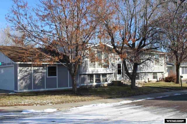 1100 Sundown Drive, Thermopolis, WY 82443 (MLS #20196724) :: Real Estate Leaders