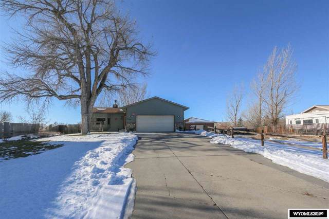 230 Daisy, Casper, WY 82604 (MLS #20196727) :: Lisa Burridge & Associates Real Estate