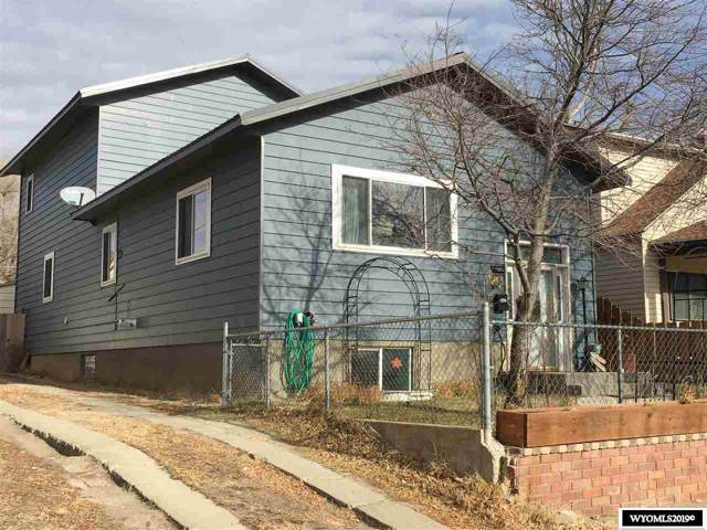 117 W Buffalo Street, Rawlins, WY 82301 (MLS #20196743) :: RE/MAX The Group