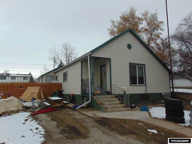 925 Lombard Street, Evanston, WY 82930 (MLS #20196744) :: RE/MAX The Group