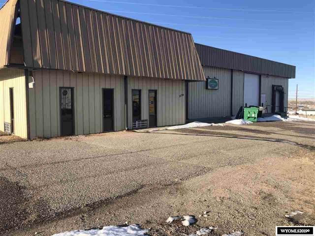 2170 Salt Creek Highway, Casper, WY 82604 (MLS #20196749) :: RE/MAX The Group