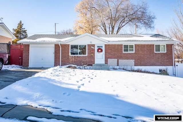 1338 Carbon Street, Rock Springs, WY 82901 (MLS #20196758) :: Real Estate Leaders