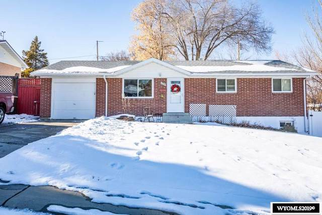 1338 Carbon Street, Rock Springs, WY 82901 (MLS #20196758) :: Lisa Burridge & Associates Real Estate