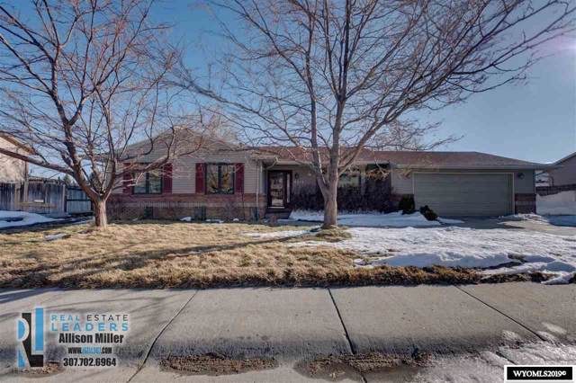 4311 Valley Road, Casper, WY 82604 (MLS #20196759) :: RE/MAX The Group