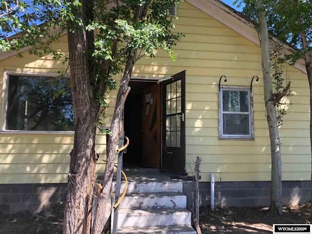 1183 Mctee, Rock Springs, WY 82901 (MLS #20196761) :: Lisa Burridge & Associates Real Estate