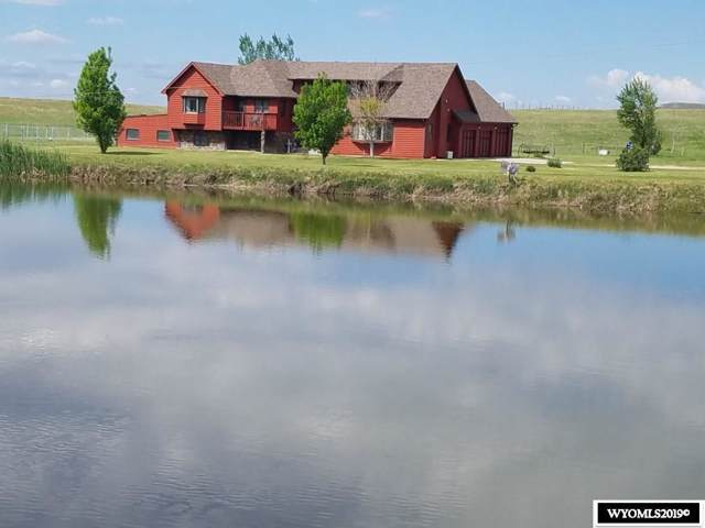 12080 A Us Highway 85 & Road 120, Jay Em, WY 82219 (MLS #20196766) :: Real Estate Leaders