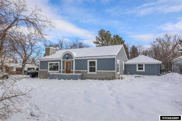1703 S Chestnut, Casper, WY 82601 (MLS #20196776) :: RE/MAX The Group