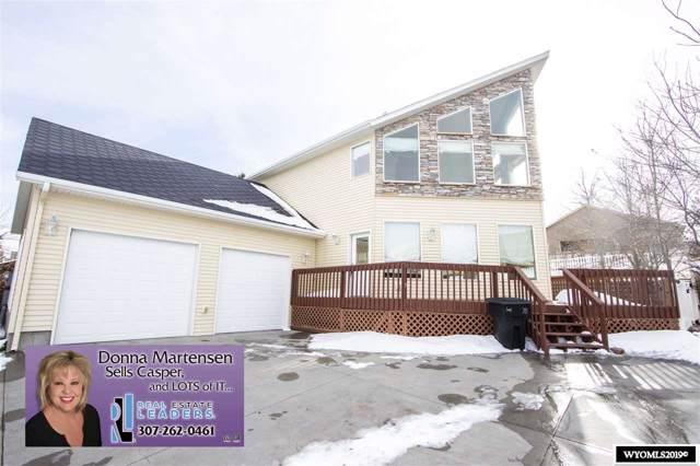 781 W 58th Street, Casper, WY 82601 (MLS #20196780) :: Lisa Burridge & Associates Real Estate