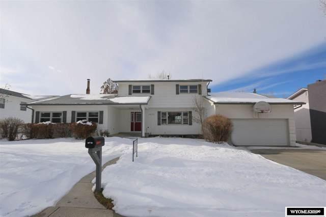 1620 Kingsbury, Casper, WY 82609 (MLS #20196781) :: Lisa Burridge & Associates Real Estate