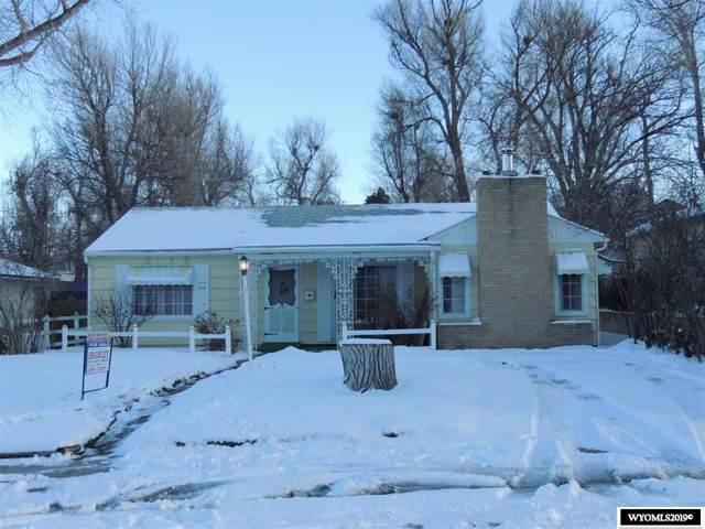 137 N Montana Avenue, Casper, WY 82601 (MLS #20196785) :: Lisa Burridge & Associates Real Estate