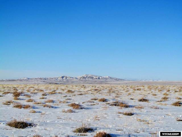 County Road 400, Saratoga, WY 82331 (MLS #20196787) :: RE/MAX The Group
