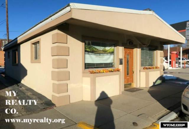 322 Center Street, Douglas, WY 82633 (MLS #20196790) :: RE/MAX The Group