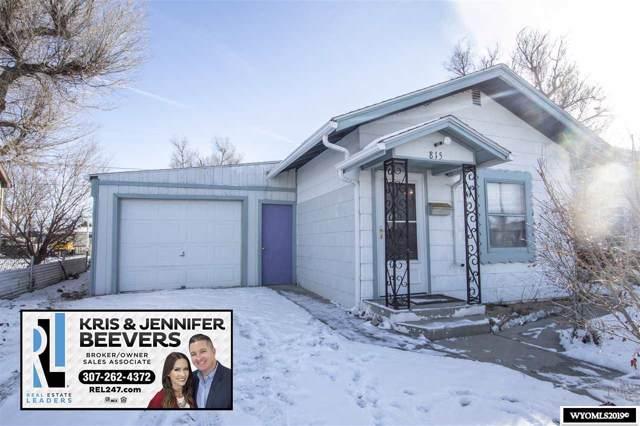 815 N Mckinley Street, Casper, WY 82601 (MLS #20196792) :: Lisa Burridge & Associates Real Estate