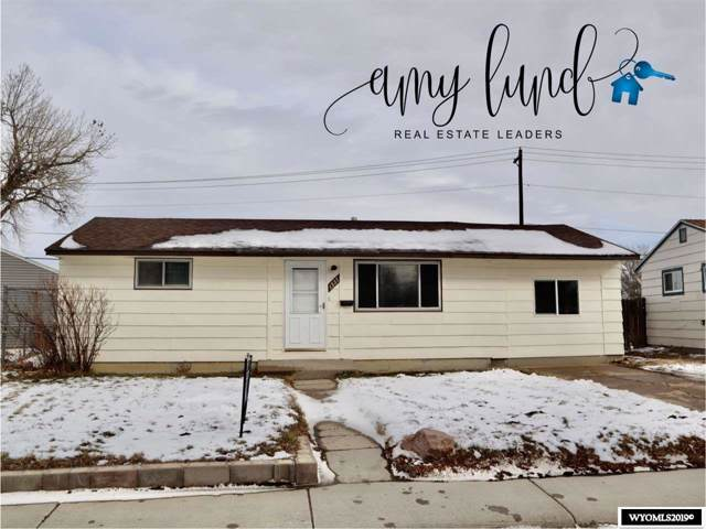1327 Sheridan Drive, Casper, WY 82604 (MLS #20196796) :: Lisa Burridge & Associates Real Estate
