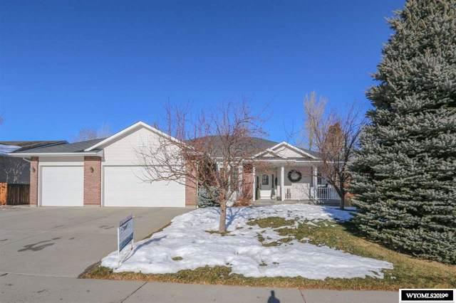 5020 E 17th Street, Casper, WY 82609 (MLS #20196802) :: Lisa Burridge & Associates Real Estate